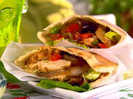 Chicken Pita + quick and easy dinner recipes