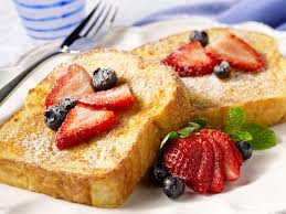 French Toast + college cooking