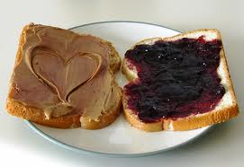 Peanut Butter and Jelly Sandwich + College Cooking 101