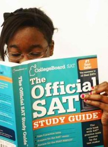best SAT prep book